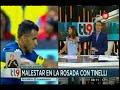 Marcelo Tinelli causó malestar en la Casa Rosada