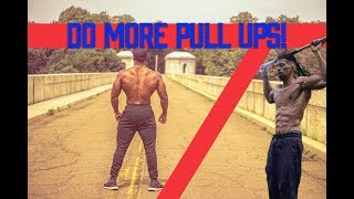 The SECRET to do more PULL UPS! | Zef & Bam Baam