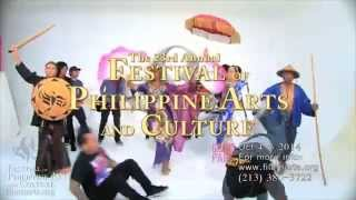 Festival of Philippines Arts & Culture 2014
