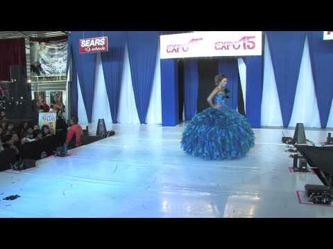 Expo 15 Mexico vestidos de 15 años por Eos Cordero