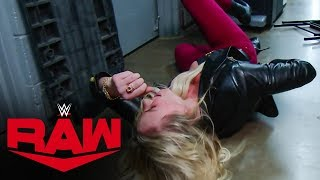 The Kabuki Warriors launch a sneak attack on Charlotte Flair: Raw, Dec. 9, 2019