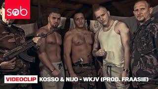 KOSSO & NIJO - WAAR KOM JIJ VANDAAN (PROD. FRAASIE) [OFFICIAL VIDEO]