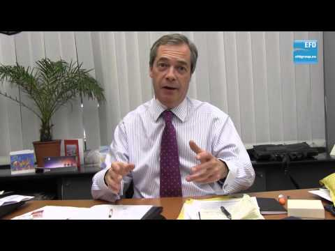 Nigel Farage talks about e-cigarettes