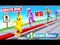 COOPERATIVE DEATH RUN *NEW* Game Mode in Fortnite Battle Royale