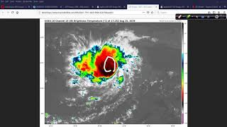 Hurricane Outlook and Discussion: August 25, 2019