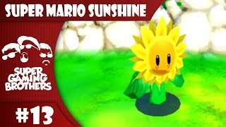 SGB Play: Super Mario Sunshine - Part 13 | What Are They Saying?