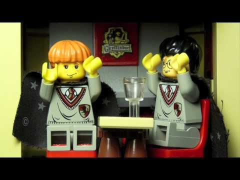 LEGO HARRY POTTER AND THE SORCERER'S STONE (THE BOY AND THE STONE OF IMMORTALITY)