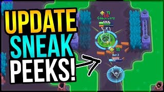 New Skin Animations, Graveyard Shift Gameplay + Chain Lightning in Takedown!?