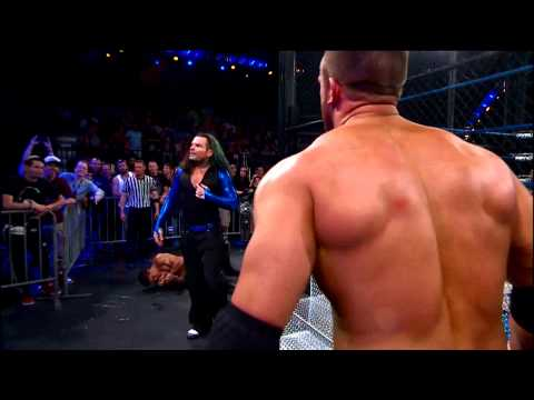 Jeff Hardy vs. Magnus for the World Heavyweight Championship (December 19, 2013)