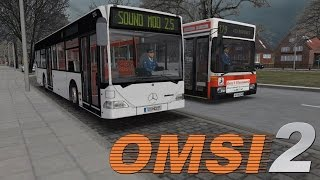 Omsi 2 Обзор автобуса Лиаз
