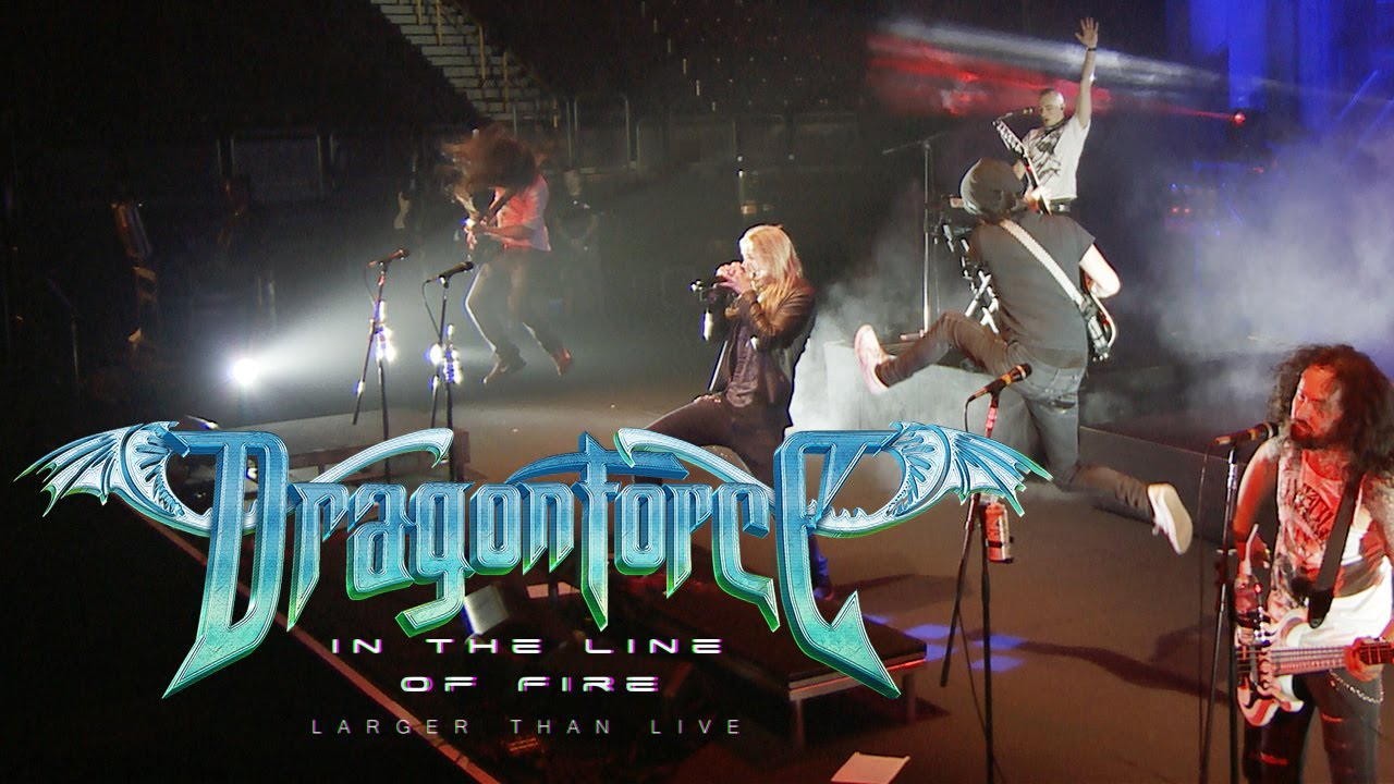 Dragonforce - In The Line Of Fire[2015][Power Metal][Mega]