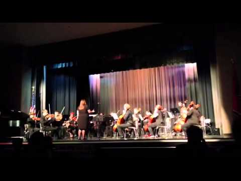 Hendersonville High School Christmas Concert 2012