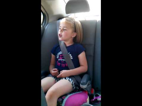 5 Year Old Sings Islands In The Stream video