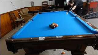 How To Play/Practice 9 Ball The Right Way!