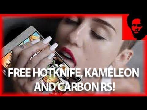 GTA Online Hotknife FREE Without Collectors Edition - Khameleon, Carbon RS (GTAV)