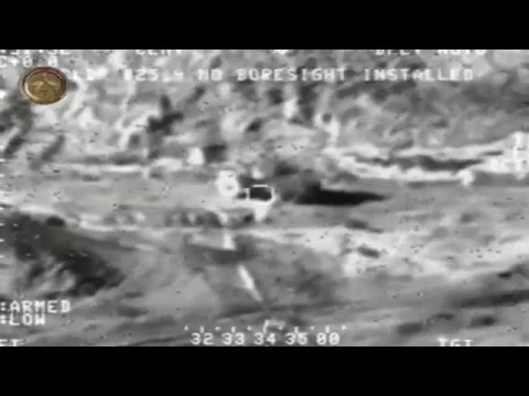 March 2016 Iraqi Air Force strikes on ISIS destroying 51 vehicles, 165 fighters, 3 HQs
