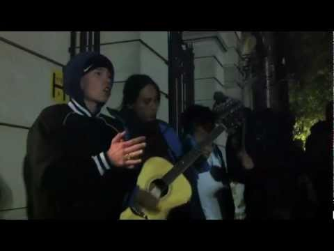 Sonny Green @ Occupy LSX 6/11/11
