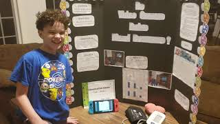 3rd Grade Science Fair Project.  Do video games raise blood pressure?