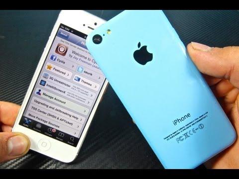 iPhone 5C Hands On & 6.1.4/6.1.3 Untethered Jailbreak Achieved!