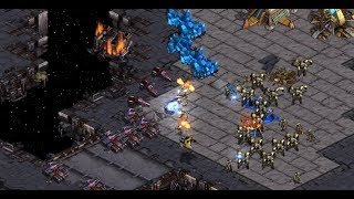 BoxeR (T) v wNvClan (P) on The Darkness Part 2 - StarCraft  - Brood War REMASTERED