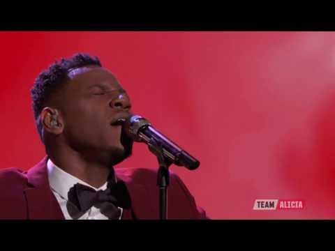 The Voice 2017 Chris Blue - When A Man Loves A Woman - Live Top 11 Performances