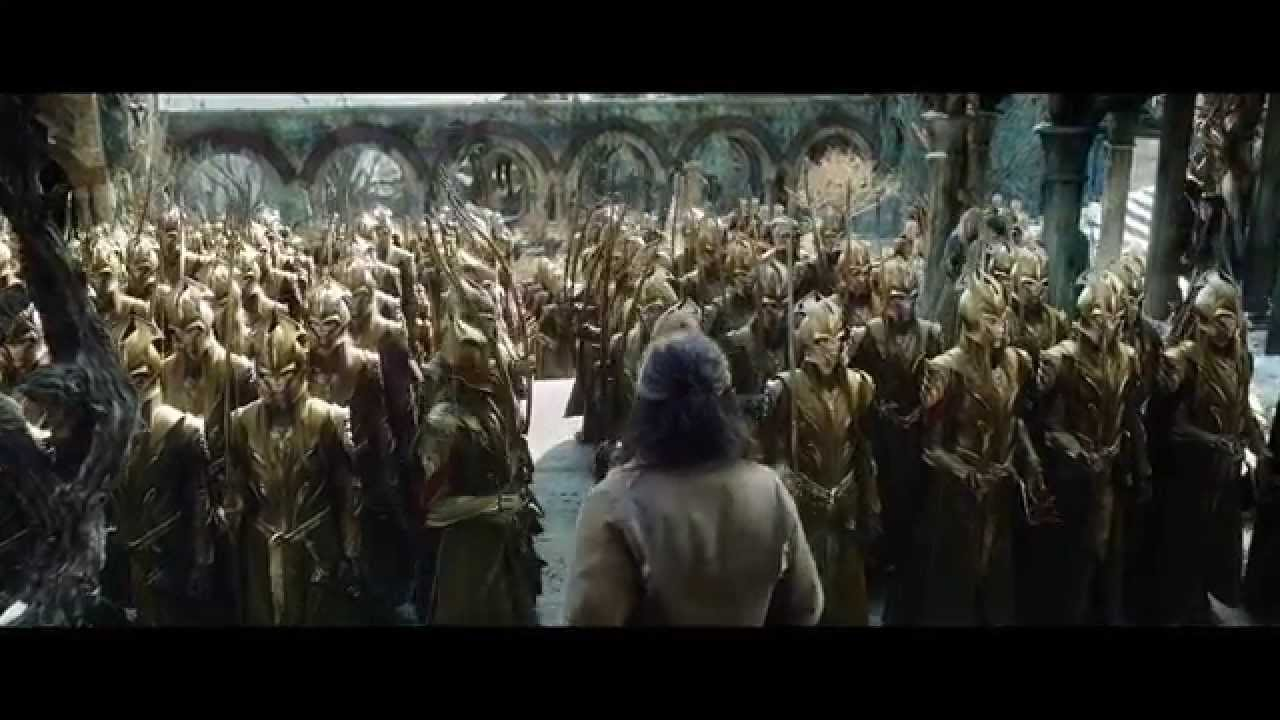A photo of The Hobbit: The Battle of the Five Armies Teaser Trailer