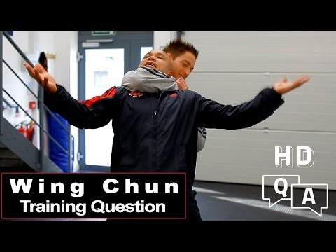 wing chun techniques - How to save your neck Q62 Image 1