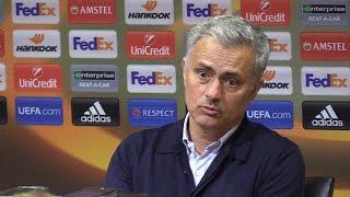 Manchester United 1-1 Celta (Agg 2-1) - Jose Mourinho Full Post Match Press Conference