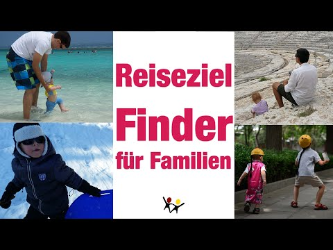 Reiseziele mit Kindern super einfach finden | Die WAHRE Freiheit beim Reisen mit Kindern