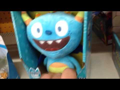 Cobby from Henry Hugglemonster Stuffed Animal Disney Junior's Henry Hugglemonster Toy Review