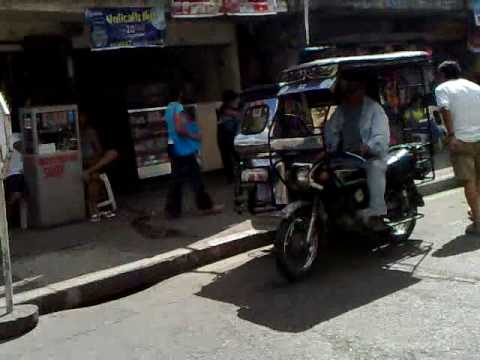 Tricycle ride Antipolo Rizal Philippines
