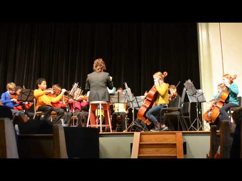 Germantown Friends School Lower School Orchestra