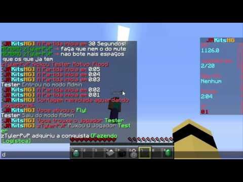 Minecraft - Plugin zBans Mute,Ban,Kick By Eu