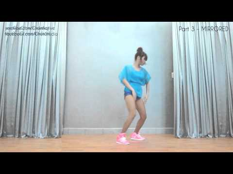 Psy - Gangnam Style Tutorial Part 3 4 - By Chunactive [120904] [#32] video