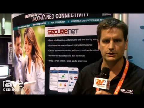CEDIA 2014: Resolution Talks About the Helix Wireless Security and Home Automation System