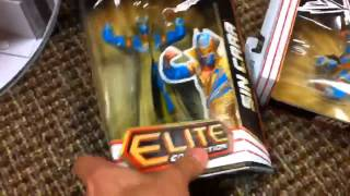 "WWE ACTION INSIDER: Elite 16 15 MOTHERLOAD at Sears figures Mattel ""Grim"