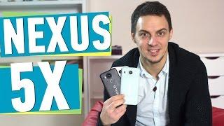 LG Google Nexus 5X: обзор смартфона