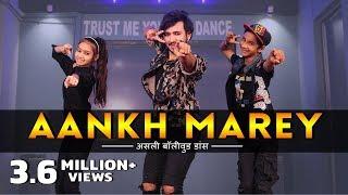 SIMMBA - Aankh Marey Dance Video |  Vicky Patel Choreography | Ranveer Singh, Sara Ali Khan