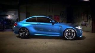 BMW M2 Coupe Technical Animations Powertrain