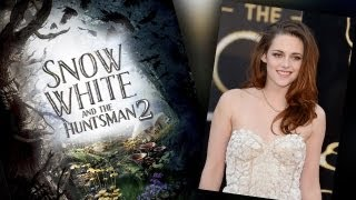Snow White & the Huntsman - Kristen Stewart to Return for