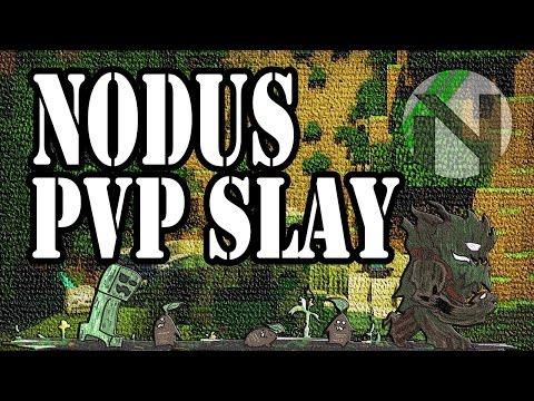 Minecraft - PvP Slay - Nodus 2.0  Hacked Client 1.7.10 - 1.7.2 - WiZARD HAX