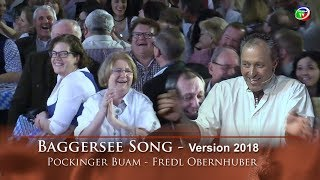 Baggersee Song Version 2018 von Fredl Obernhuber