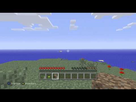 Minecraft Xbox One Seeds: PERFECT SURVIVAL ISLAND SEED! (NEW)
