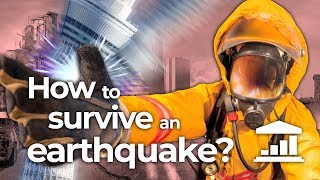 JAPAN and CHILE, how to SURVIVE an EARTHQUAKE? - VisualPolitik EN