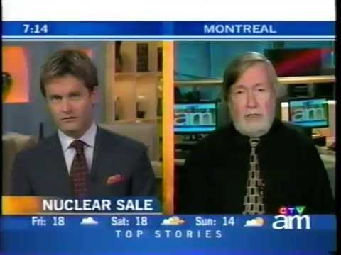 Privatizing Atomic Energy of Canada Ltd. (AECL)