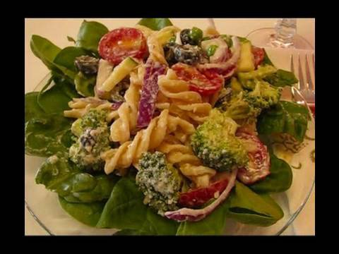 Betty's Ranch Roundup Pasta Salad Recipe