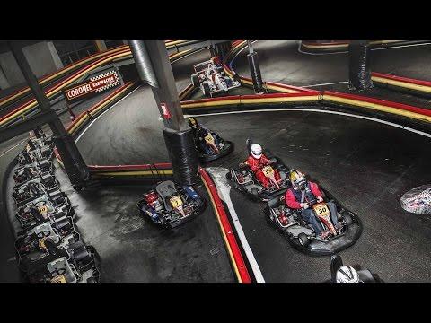 Kart Racing in Kuwait - Red Bull Kart Fight 2015
