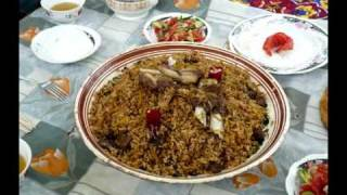 Cuisine of Central Asia: Plov and Lagman