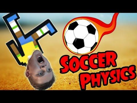 Soccer Physics - Симулятор Футболиста  - Frost и Snake