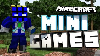 Minecraft Mini Games 96!!  Online Minigames!! Chat Suggests Games, Reading Chat, Music, TTS, MPS!!